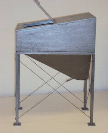 Projekt splitsilo berufsschule f r metallbau und for Produktdesign schule